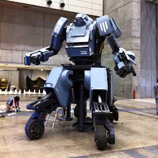 Real-life Mech Robots, Kurata, Gundam