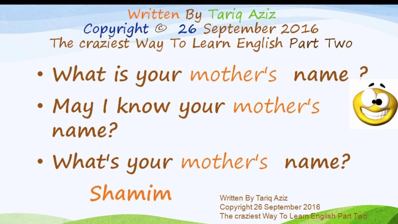 Written By Tariq