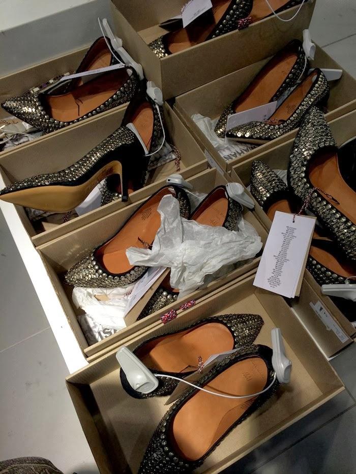בלוג אופנה Vered'Style קולקציית איזבל מארה לאייץ' אנד אם - אירוע VIP