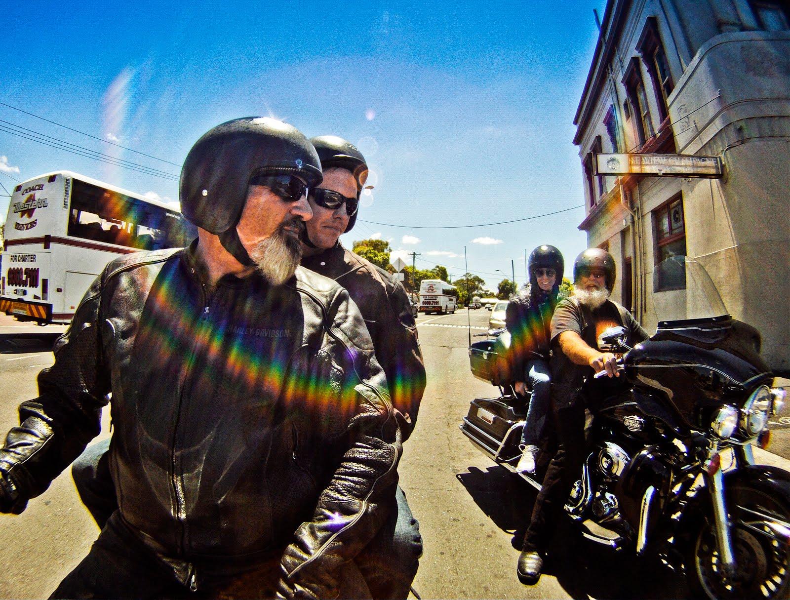 Harley Rides