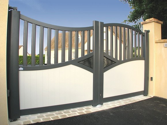 Home Interior Decorating Ideas Beautify With Exterior Gateway