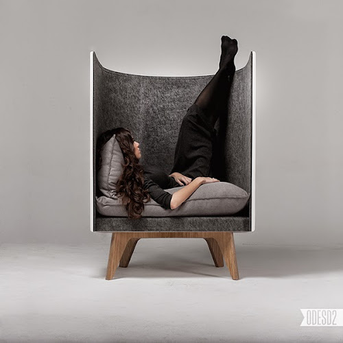 V1 Lounge Chair by ODESD2 Design Bureau