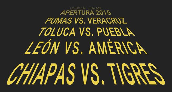 Liguilla Torneo Apertura 2015 de la Liga MX, futbol mexicano | Ximinia