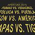 La Liguilla del Apertura 2015