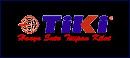 Daftar alamat agen Tiki di Jakarta.