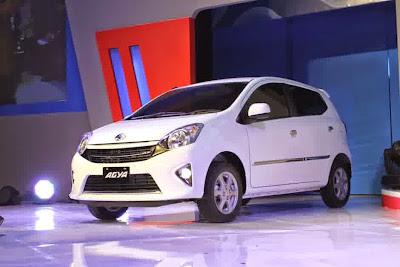 Toyota berencana untuk mengekspor Agya ke beberapa negara lain