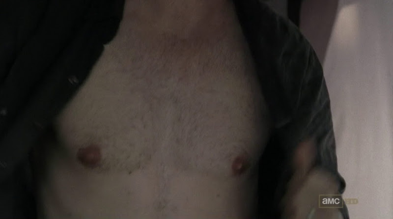 Andrew Lincoln Shirtless in The Walking Dead s2e09