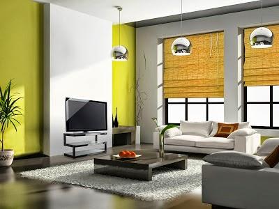 Color Room Interior Design Modern Minimalist Home & Cabinets
