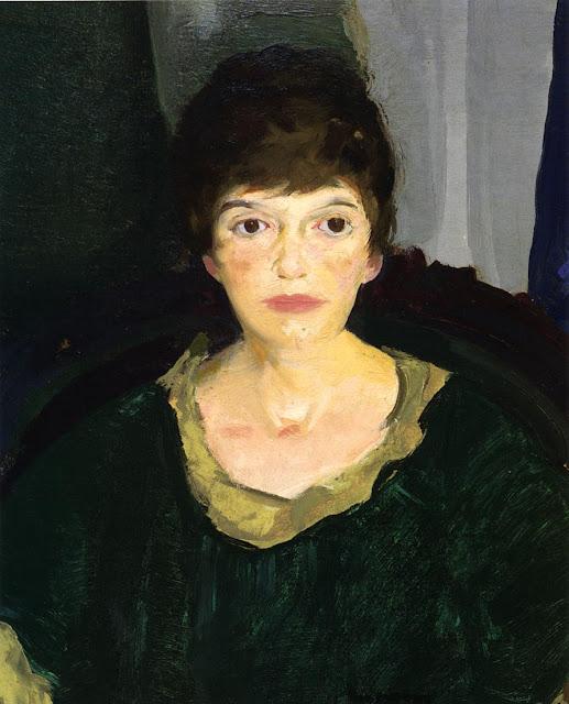 1914 Emma in Night Light
