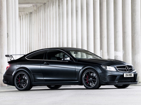 Mercedes C63 AMG 2013 Black Series