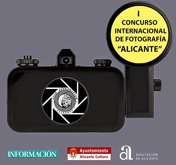 """I Concurso Internacional de Fotografía """"Alicante"""""""