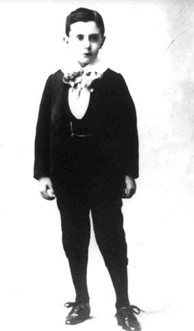 Vicente Fernandez De Nino Fernndez  hijo de vicenteVicente Fernandez De Nino