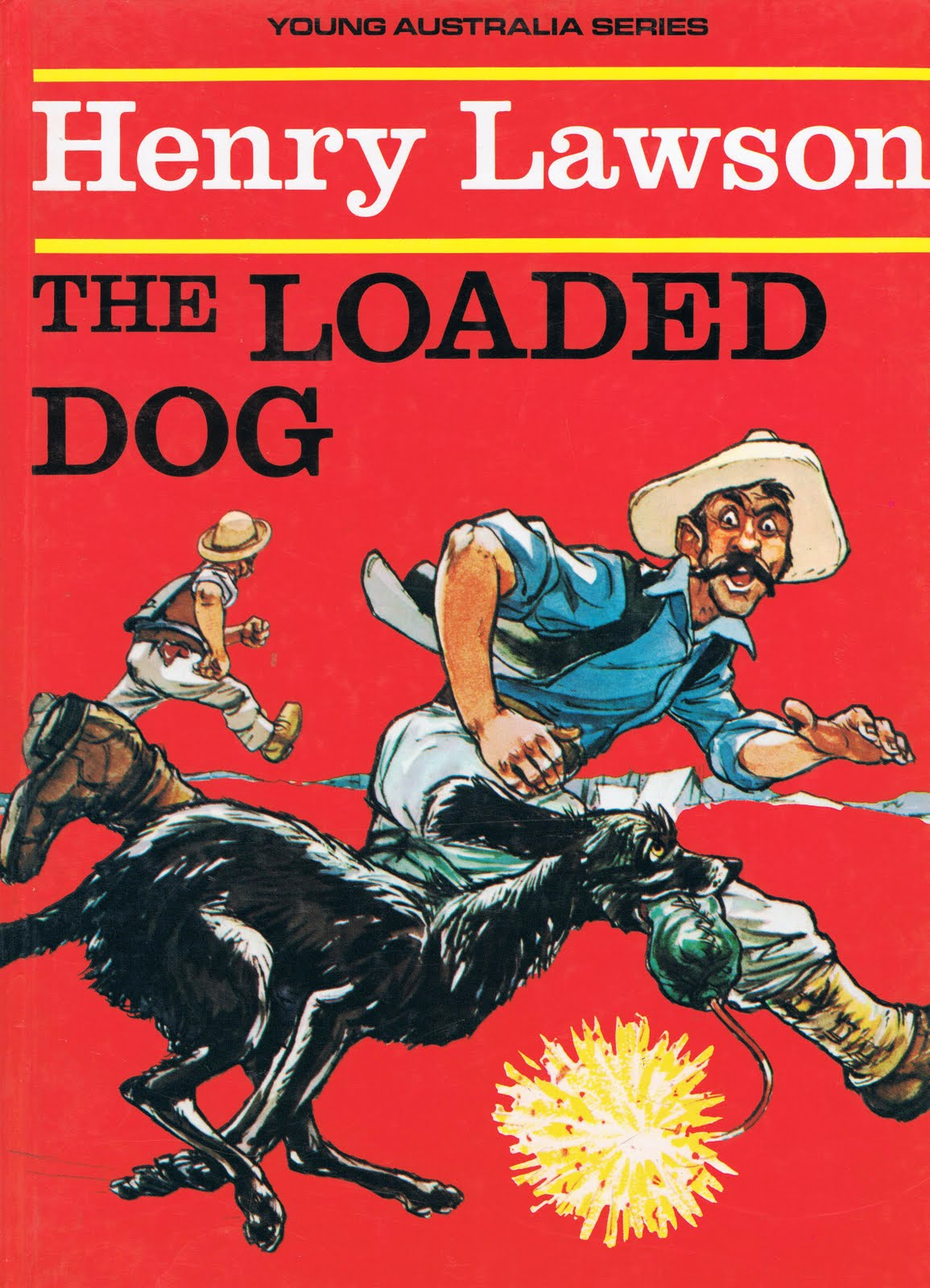 Henry Lawson poems the loaded dog