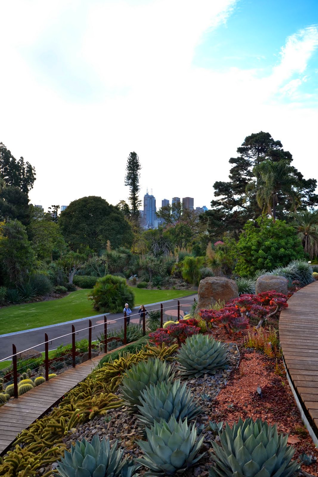 The right way to get lost le jardin botanique de melbourne for Au jardin botanic gardens
