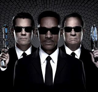 """""""Homens de Preto"""" volta aos cinemas"""