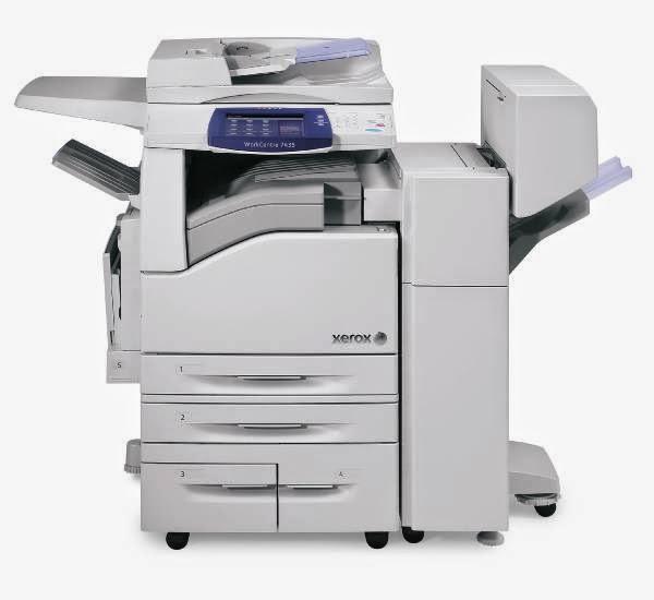 Драйвер Xerox Workcentre 7425