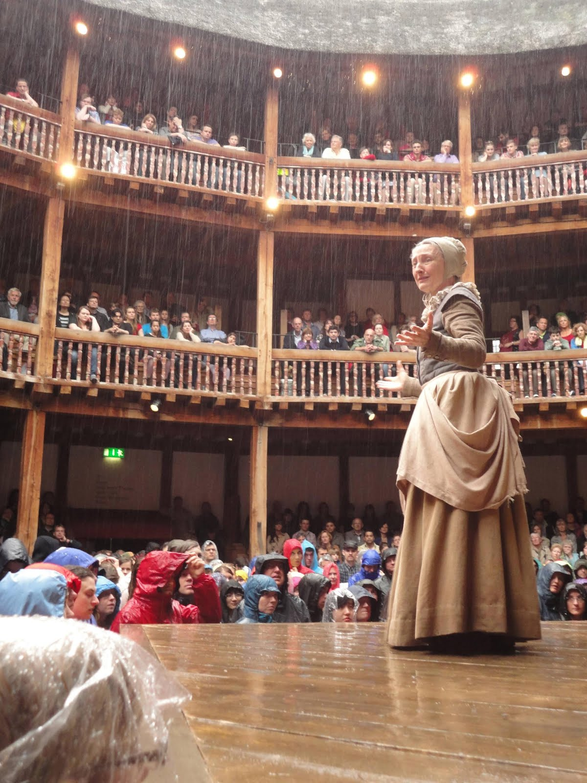 the globe theatre life in london A look at shakespeare and the globe theater by bruce  shakespeare during  his life was an actor, poet, and playwright it is mostly.