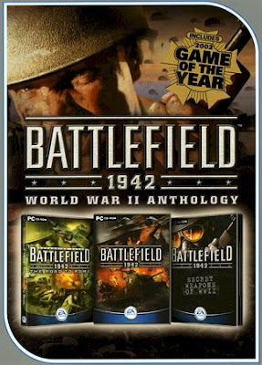 Battlefield 1942: The Complete Anthology PC Cover