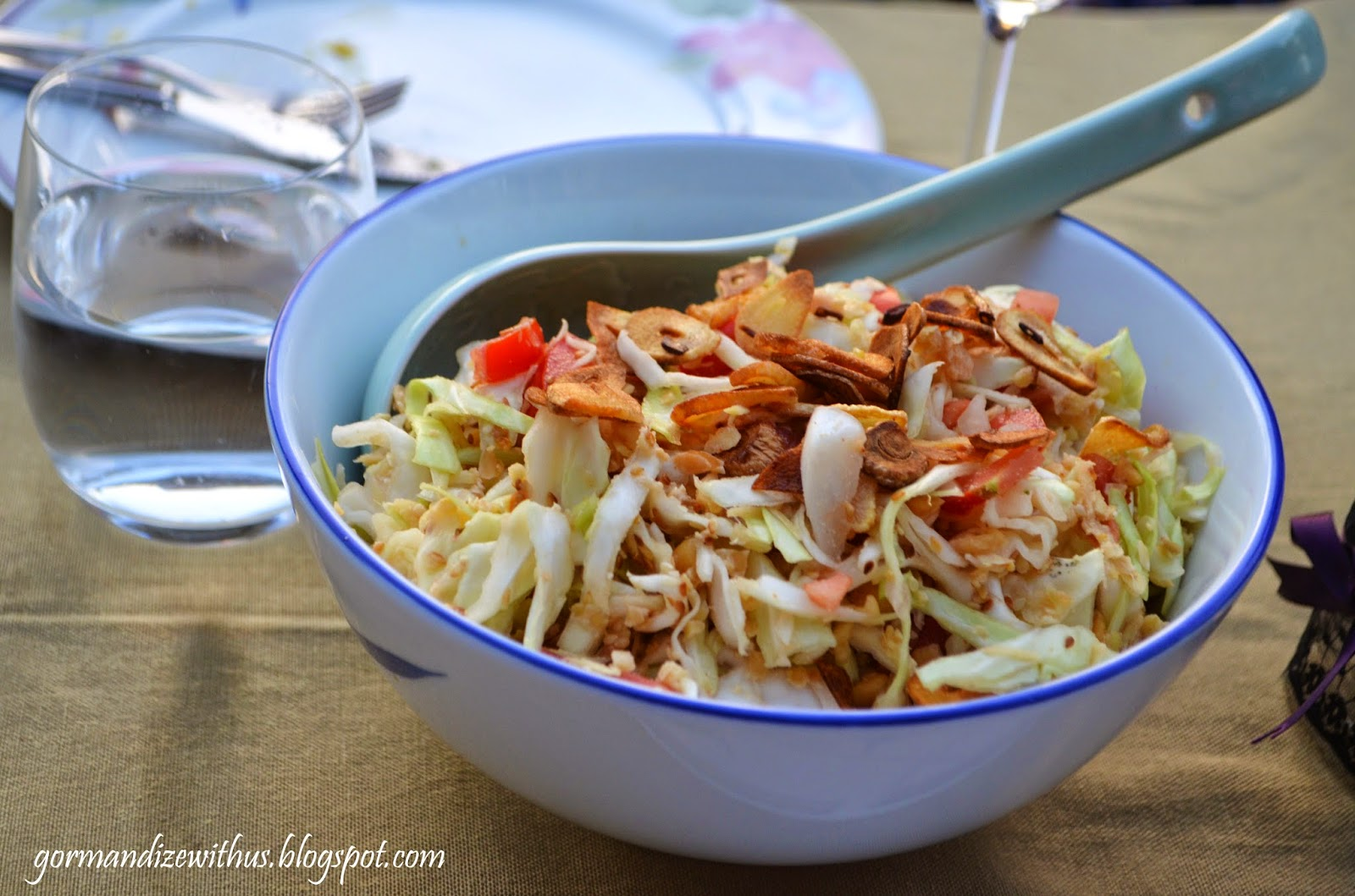 ... to share another great burmese recipe with you for myanmar month i was
