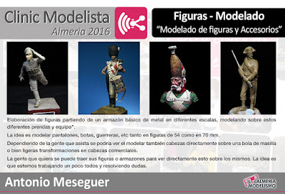 Clinic Modelista 2016