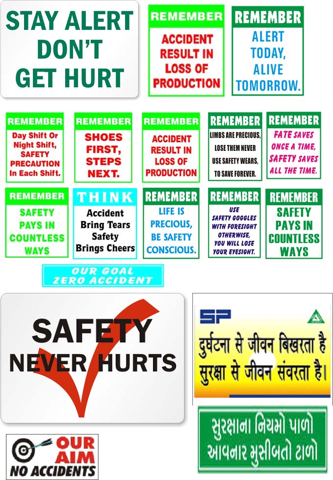 Safety Slogans for the Workplace http://pdcnife.blogspot.com/p/safety-slogans-images.html