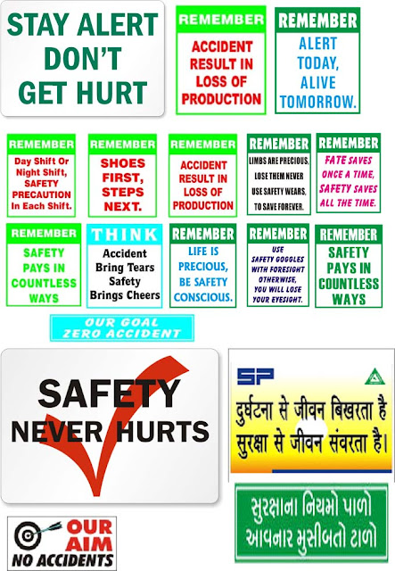 safety health amp environment safety slogans amp images