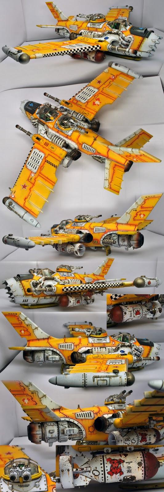 Warhammer 40000 Bombardero Orko