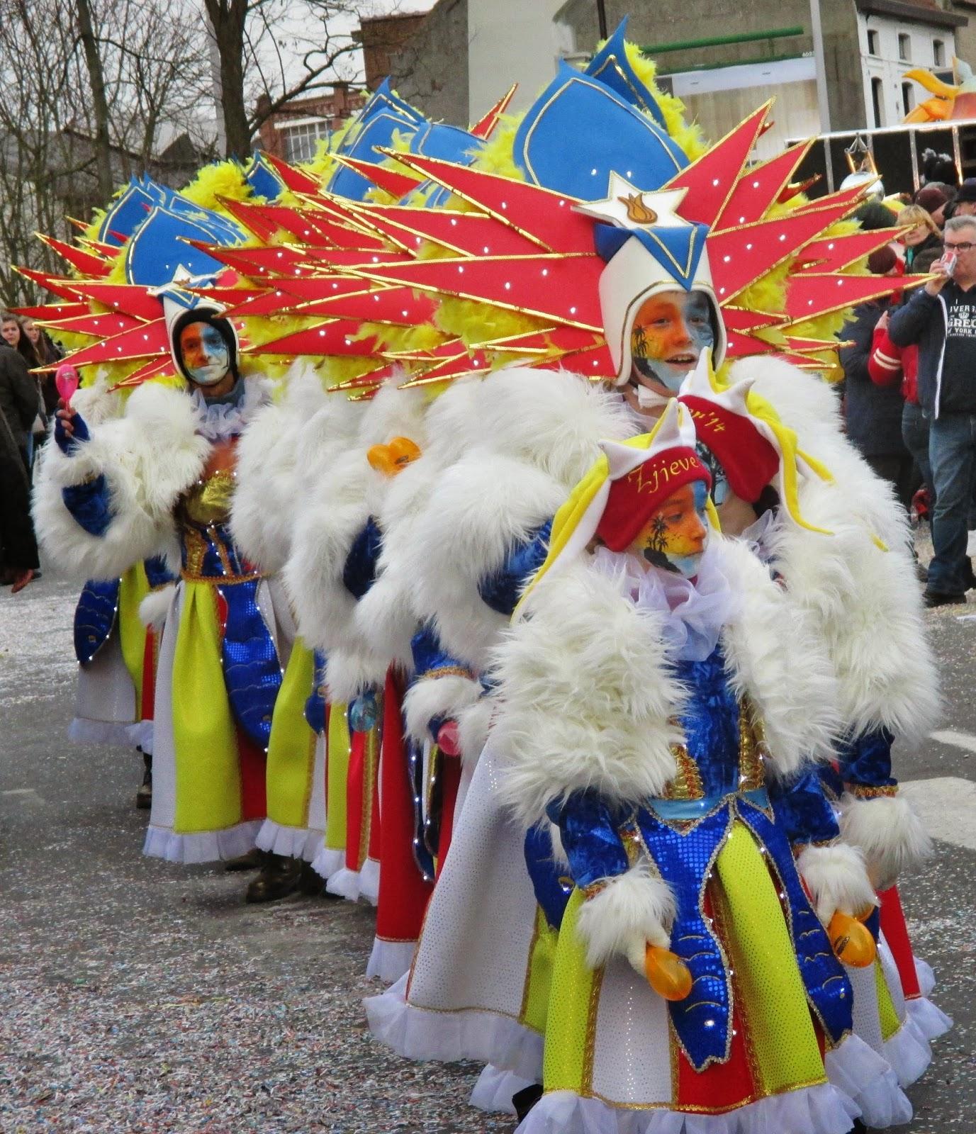 Carnaval Aalst foto- en videoblog: *SOAP* Terugblik
