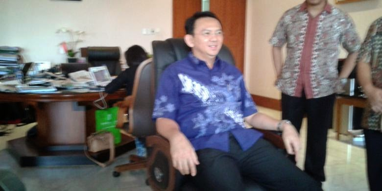 Apa Komentar Ahok Soal Cabe-Cabean Di Jakarta?