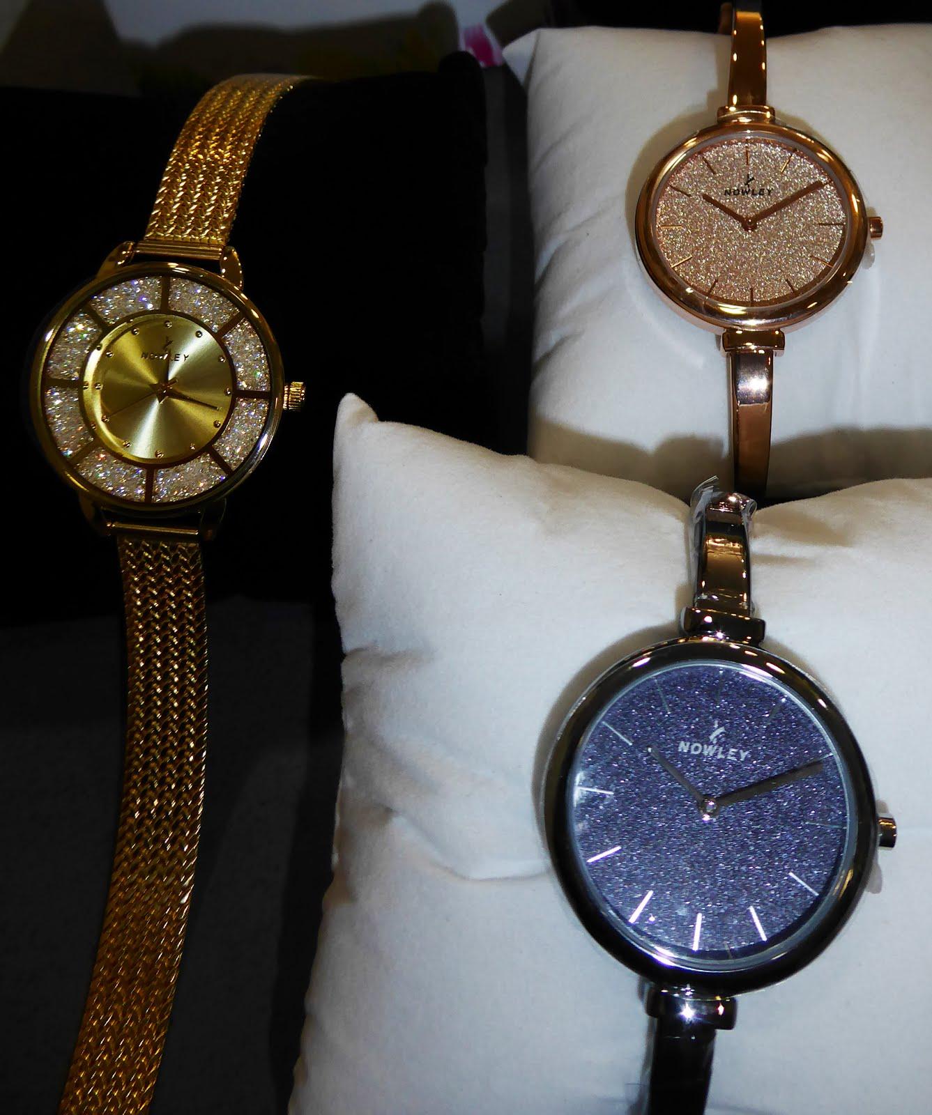 Relojes Nowley de chica