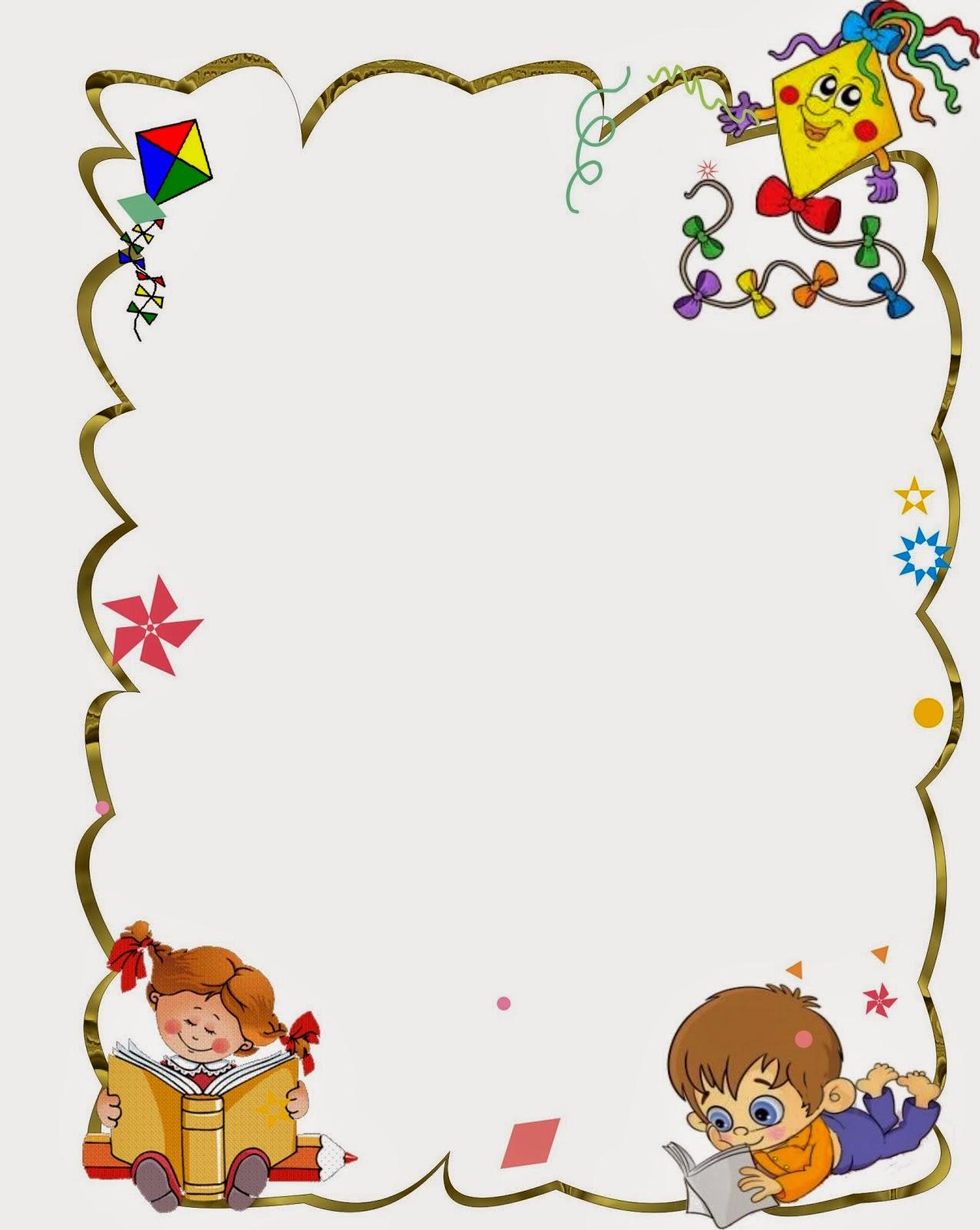 caratulas para cuadernos niños estudiando