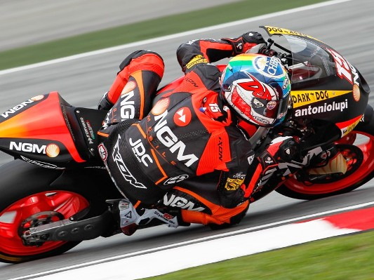 Hasil Race Moto2 GP Sepang Malaysia 2012
