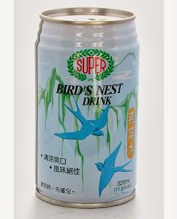Sopa de ninho de pássaro