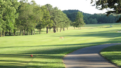 Cacapon Resort State Park G.C. 4