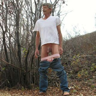 性感的成人图片 - When My Panties Come Down Outside...