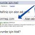 Yandex ile Alan Adı Uzantılı Özel Mail Alma