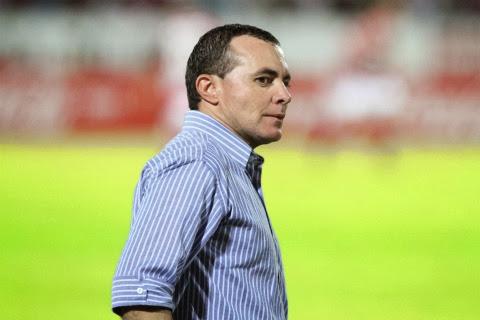 Laelson Lima é o novo técnico do América