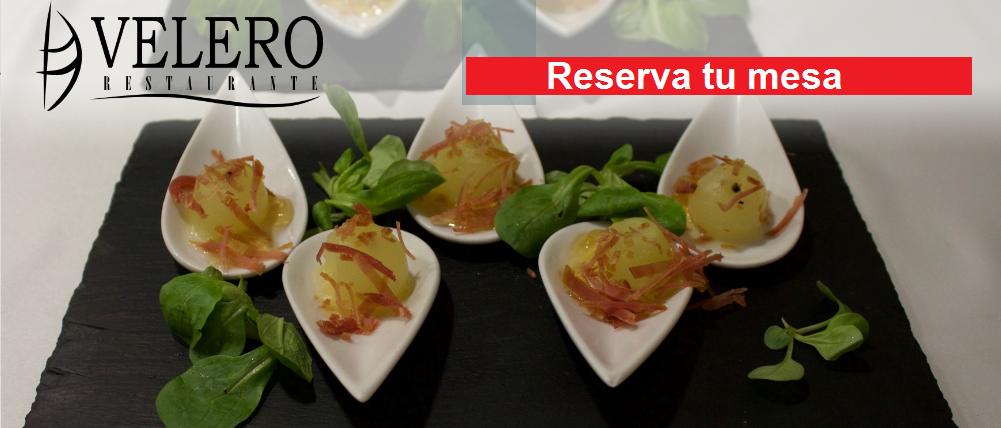 Velero restaurante Torrevieja