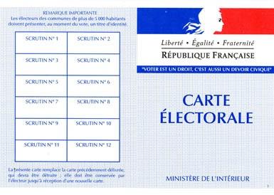 Le blog de l 39 ime l 39 orangeraie - Assesseur titulaire bureau de vote ...