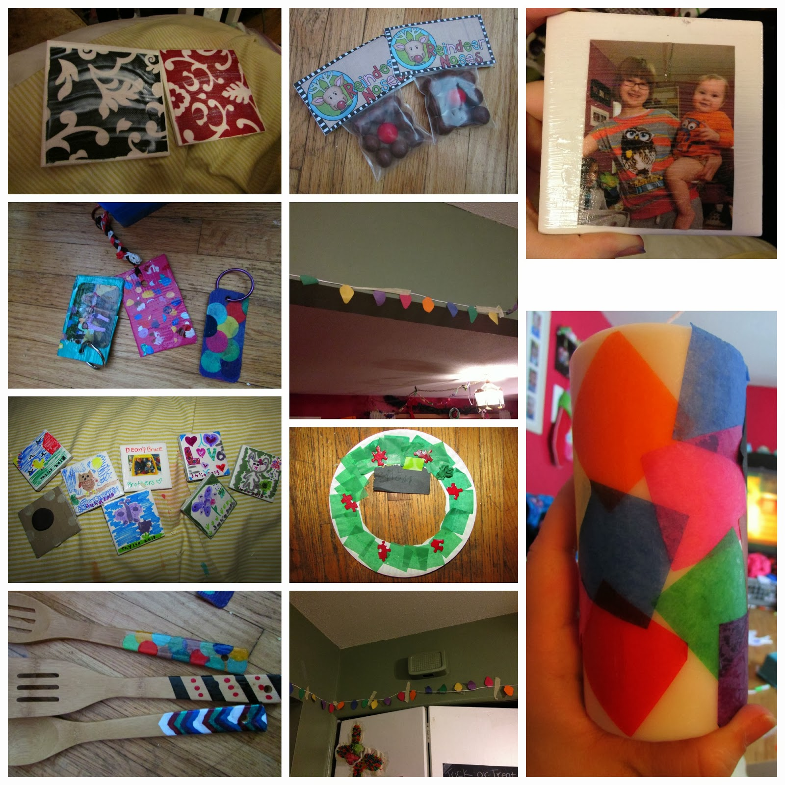 Simply Blessed Journey of Life: Affordable Homemade Gifts and ...