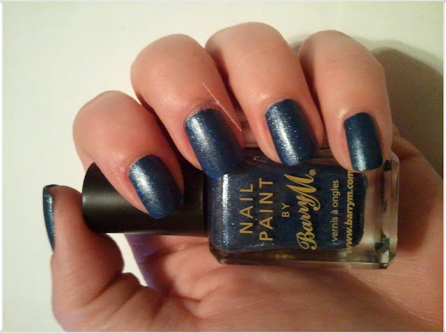 NOTD: Who Said Denim Wasn't Cool?