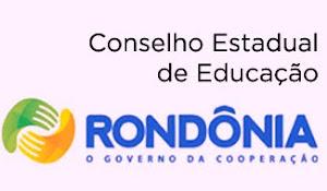 CONSELHO EDUCACIONAL DE RONDÔNIA