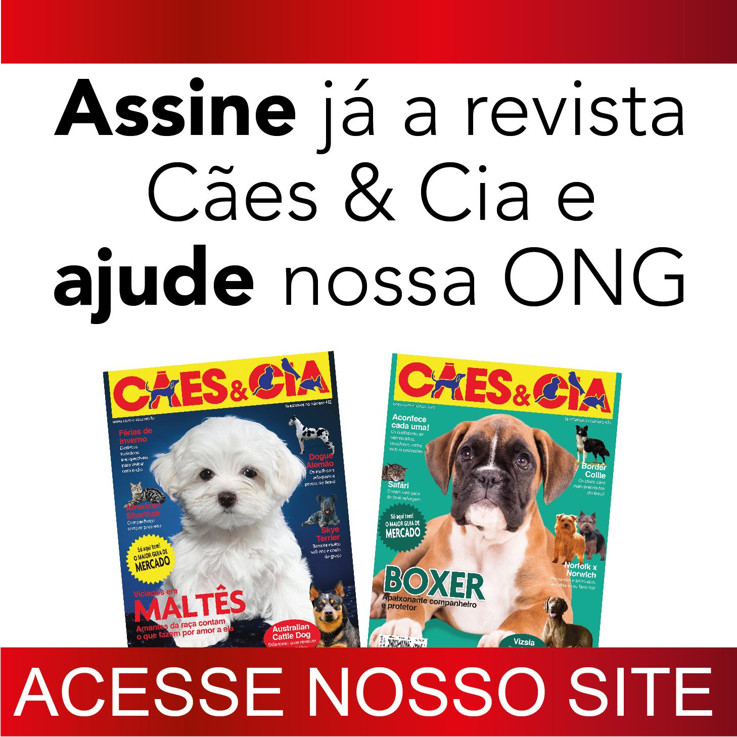 Revista Cães & Cia