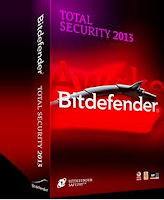 Bitdefender Total Security 2013 License 365 days left