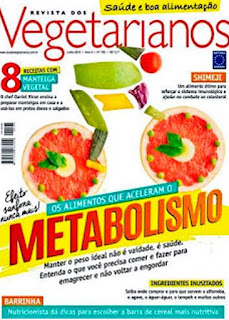 REVISTA VEGETARIANOS, EDI??O 105 - JULHO 2015