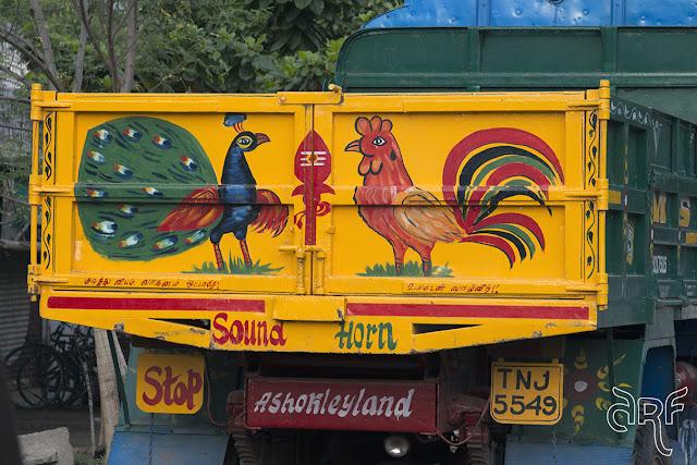 sound horn truck