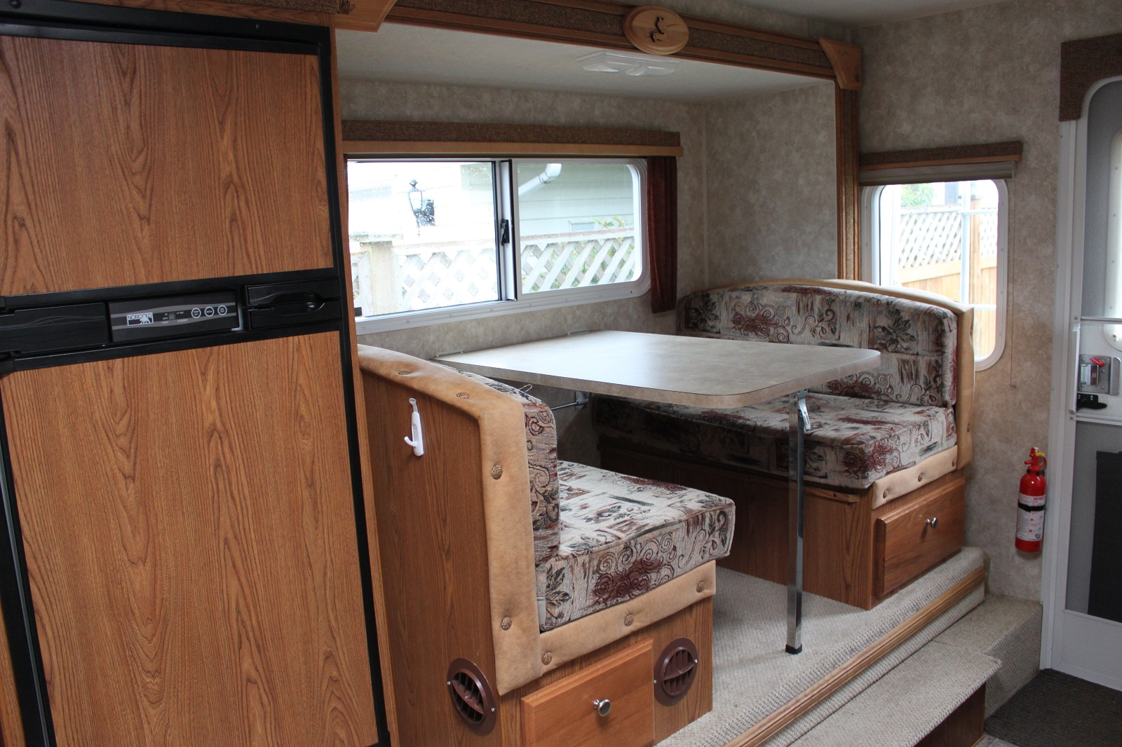 Truck Camper Interior Are truck camper slide-outs