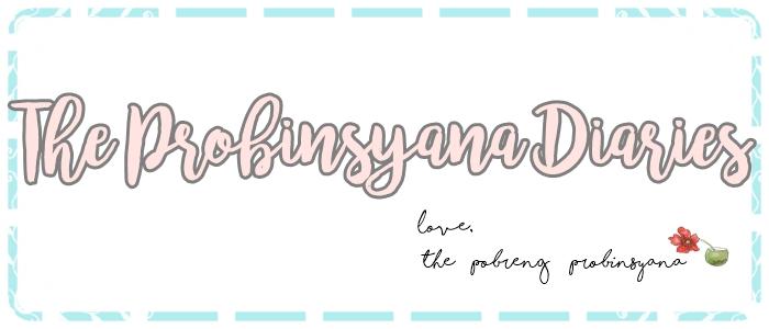 The Probinsyana Diaries