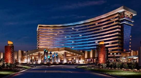 Oklahoma Casino Map