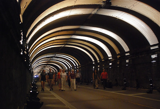 Nyc Nyc Inside The Park Avenue Quot Voice Tunnel Quot